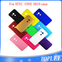 colorful!!! PC hard back case for HTC one M10