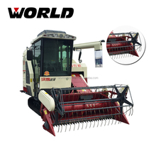 Excellent quality elephant grass combine harvester rye beans price in india picture