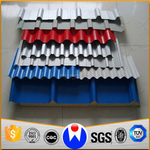 type of roofing sheets for building