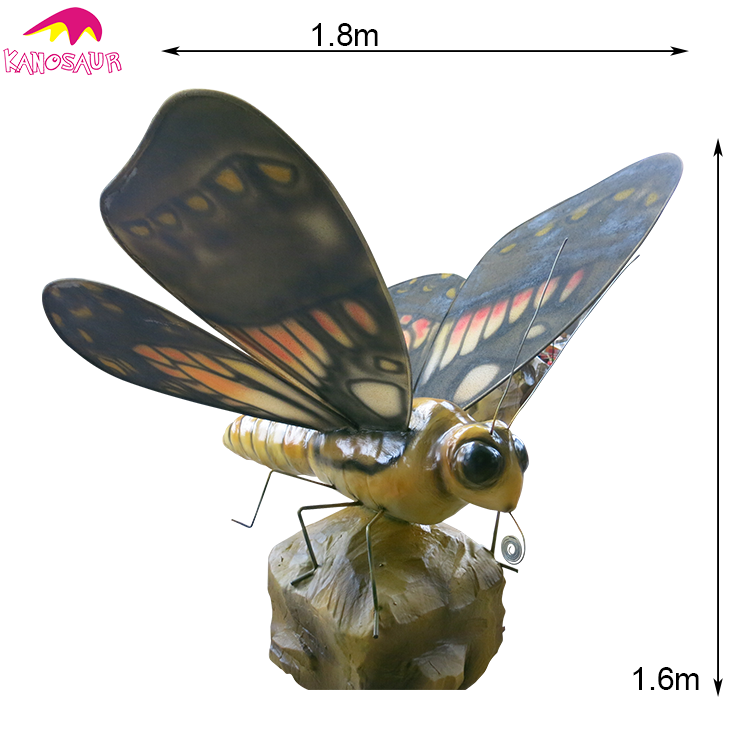 animatronic-butterfly