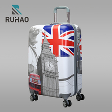 Factory direct sale new itemABS material 20 24 28 inch trolley suitcase