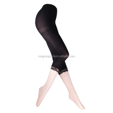 High Quality Black Young Sex Girl Tight Leggings