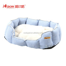 Hot selling fashionable Winter Round fleece large cat beds