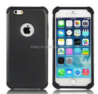 Football Pattern Rugged Hybrid TPU+PC Shockproof Case Cover For iPhone 6 6s 5 5s SE for iphone 7 plus
