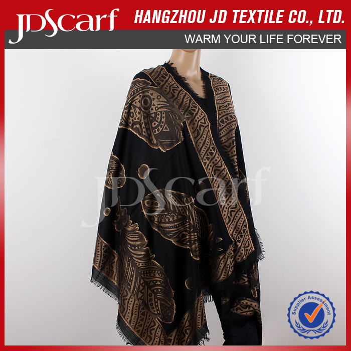 Cute Design Customized Top Quality Classic Exclusive Shawls