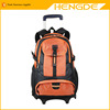 New backpack trolley bag high school students school bags with wheels