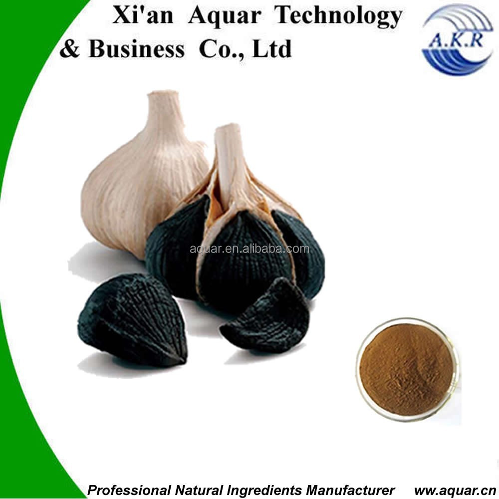 Organic Korea Black Garlic Extract Lose Weight