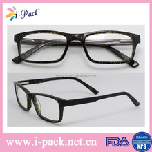 Acetate Gradient Frame Eyeglass Eyewear Eyeglasses Frames Clear RX Optical Lens
