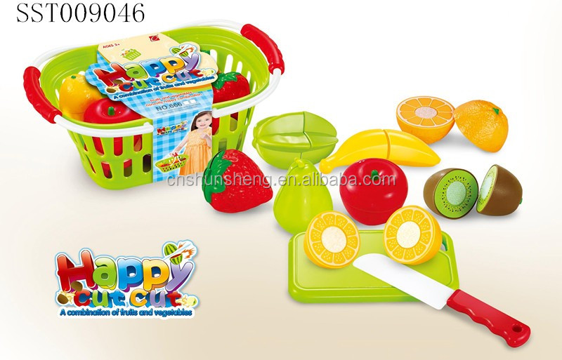 kids garden playhouse,fake food fruit,cooking game girls,kitchen accessories