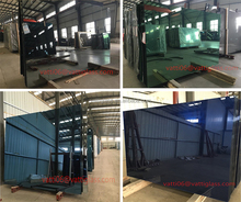 2017 manufacture new price 2mm-19mm Clear, Extra Clear, Tinted & Reflective FLOAT GLASS for building