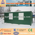 container used tires modular container house