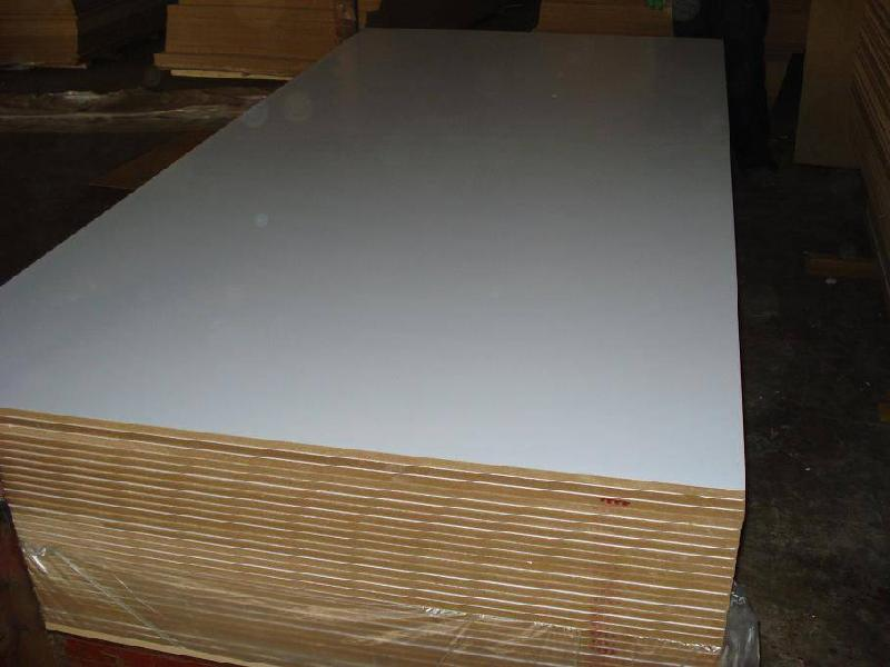 9mm Plain MDF & Melamine MDF for Furniture or Decoration