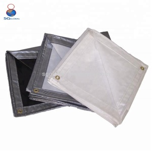 China factory double waterproof durable insulated tarp