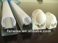 good quality and competitive price of fluorescent led tube lamp casing