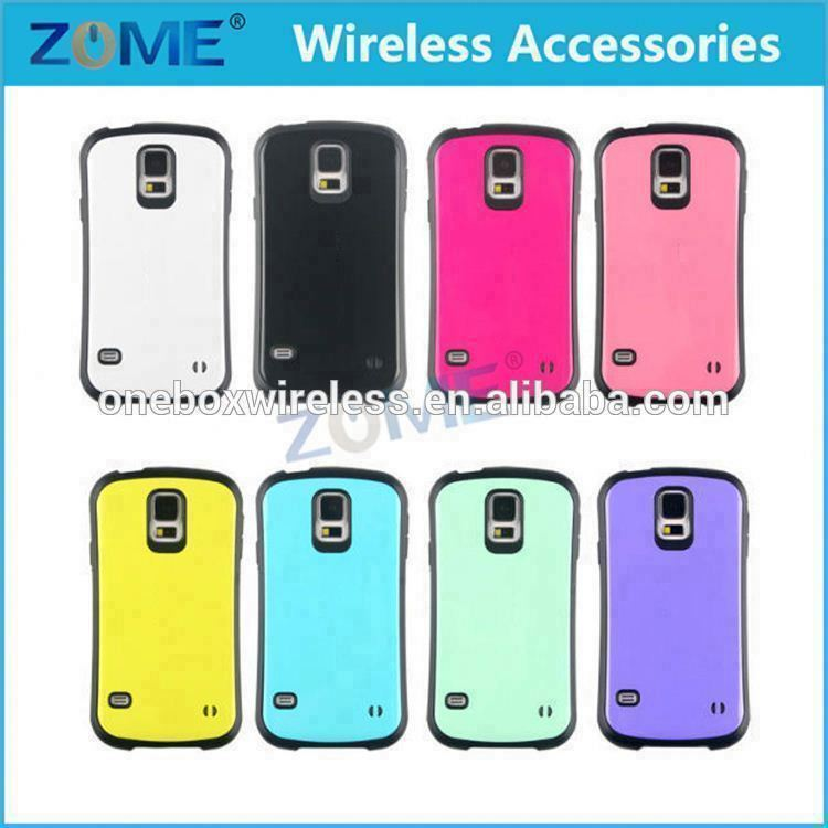 NEW Arrival Amazon Best Selling Products Hybrid 2 In 1 Cell Phone Case For Samsung Galaxy S4