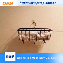Wholesale Custom Metal Shower Bathroom Hanging Baskets