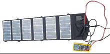 39w high efficiency folding solar panel charger change your life