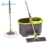 2017 Hot Sale 360 Degree flat and round Spin Mop