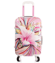 Carry-on trolley case