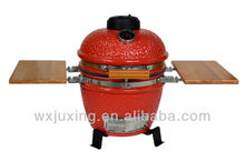 12 inch easy disassembly bbq grill red