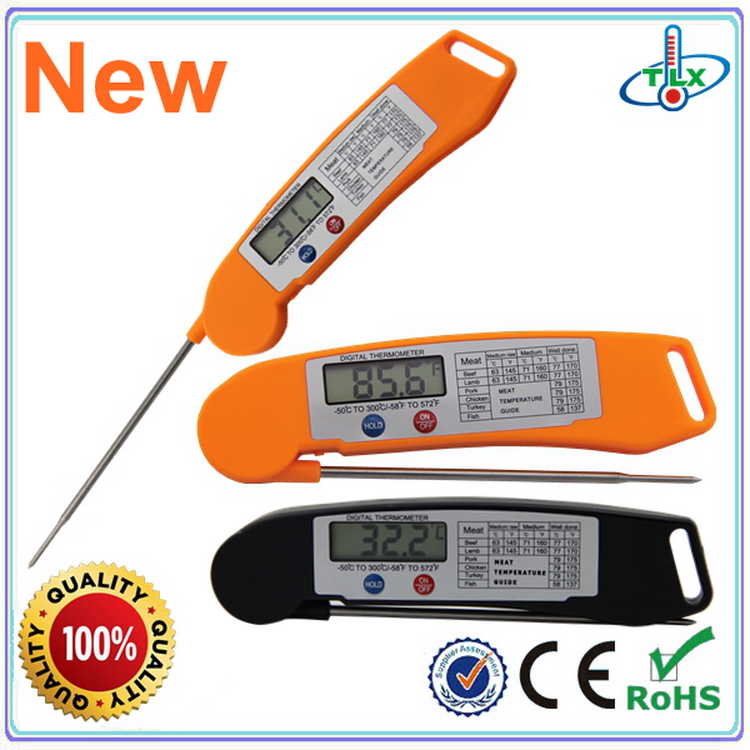 Contemporary OEM high precision probe digital thermometer