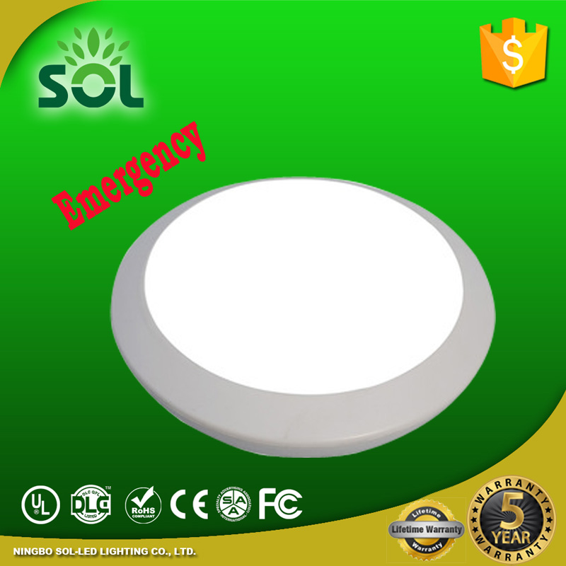 IP65 waterproof battery operated led ceiling light