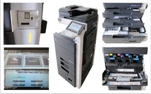 Used Photocopiers good price for Konica Minolta C451 photocopying machines