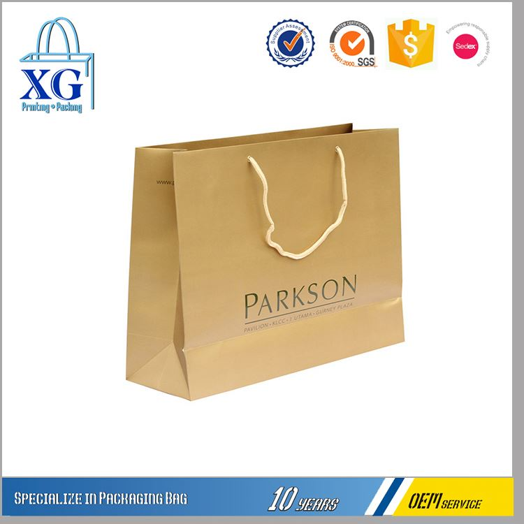gift paper bags different types easy carry customized gift paper bag for shopping