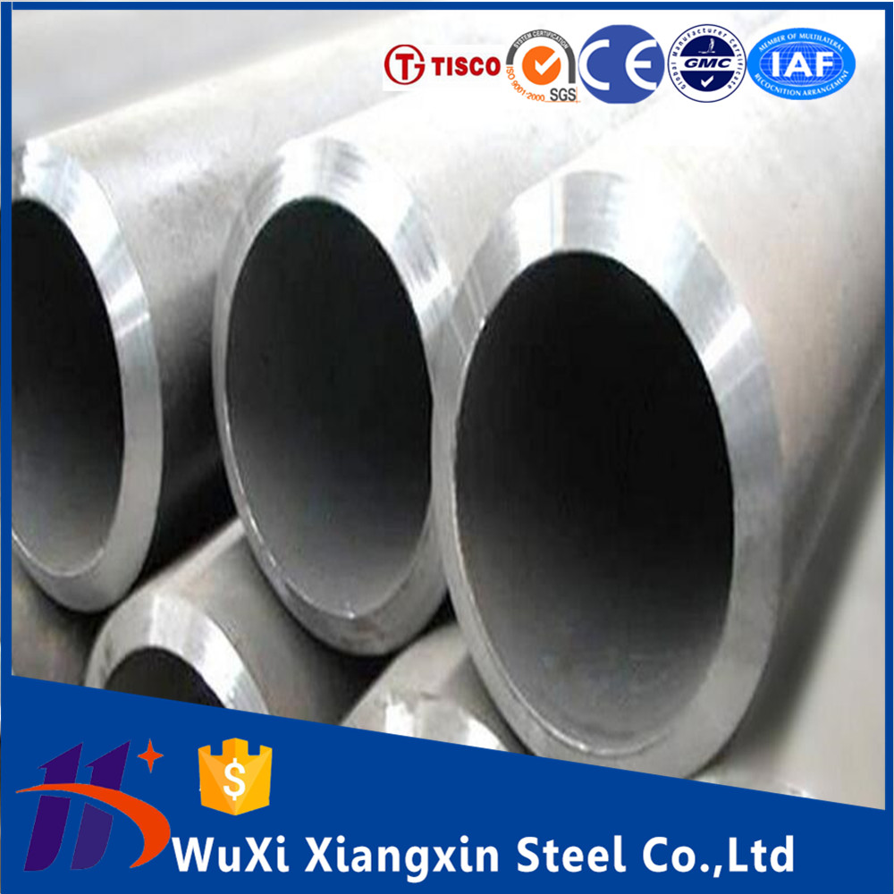 China manufacturer competitive price 310S stainless steel Pipe weight