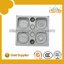 bus air outlet grille