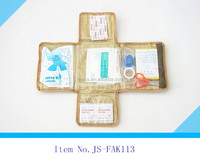 JS-FAK113 hot selling Oxford material small size military first aid kit