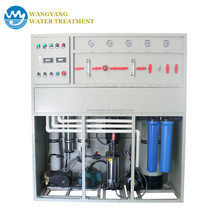 5T/D Industrial RO Seawater Desalination Plant WY-FSHB-5 Vietnam/ Singapore