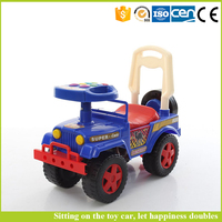 Big sit toys car kids swing car / wiggle car for sale in China