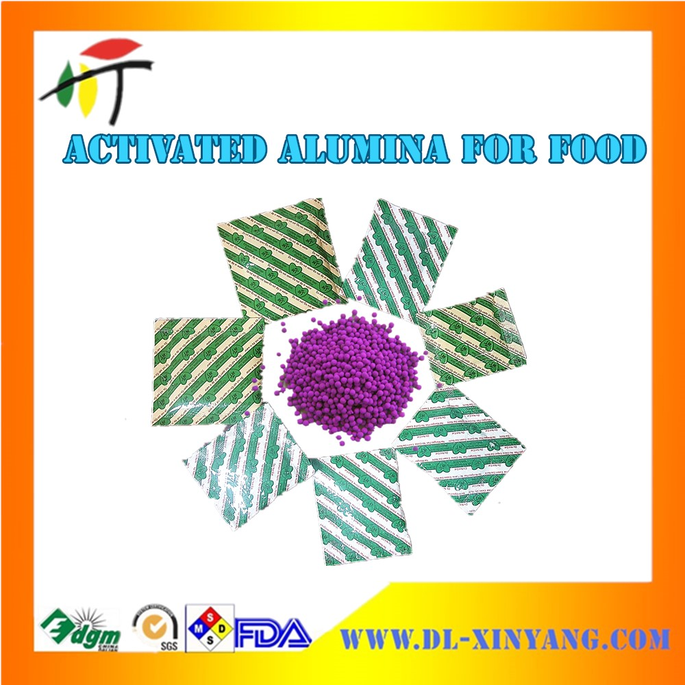 Free Sample Best Quality Ethylene Absorber For Food From China Manufactory