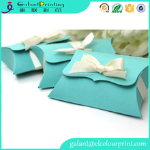 Pillow Favour Boxes for Weddings, Engagements, Anniversaries