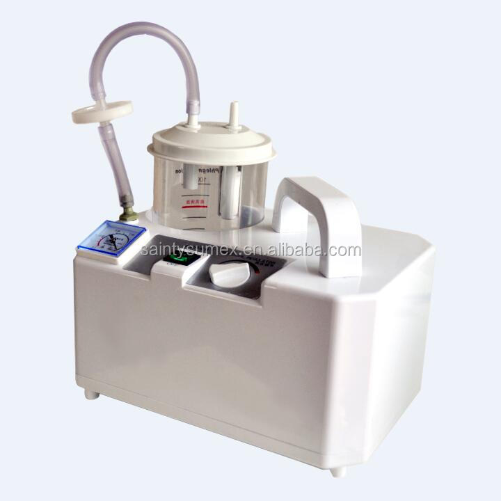 Cheap hot sale electric portable medical sputum suction machine