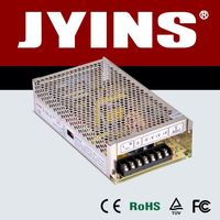 150W 48V Power Supply S-150-48 with CLSPR22 (EN55022), IEC801-2, 3, 4, IEC555-2 Verification