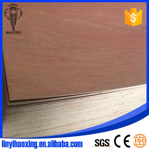 4x8 low price bintangor commercial plywood/plywood price list