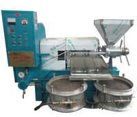 Soybean oil mill machine soybean presser machine