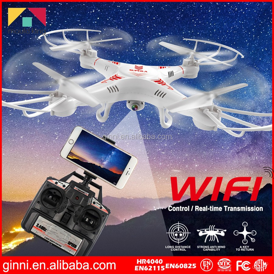 2017 new product Radio control toys drone profesional real-time transmission drones with live camera