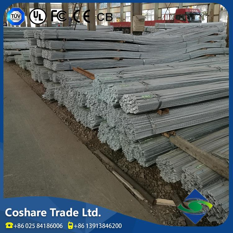 COSHARE- Factory price wholesale price chinese carbon steel flat bar