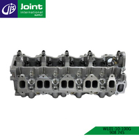 New Auto Cylinder Head 908 745 WL3110100H WL1110100E WL01-10-100G WL31-10-100H WL11-10-100E WLT WL engine for MAZDA