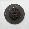 DZ9114160032 Shacman Truck Clutch Parts Plate
