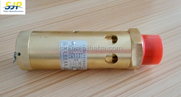 Safety valve 1092012518`for atlas copco air compressor parts