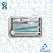 Manufacture dental instruments kit for medical use