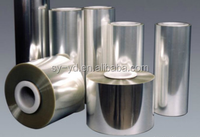 high quality mirroring aluminum metallized polyester film