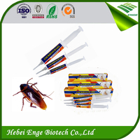 Pesticide Fipronil 0.05% gel (5~35g Tubes)Ants Roaches Silverfish Dead