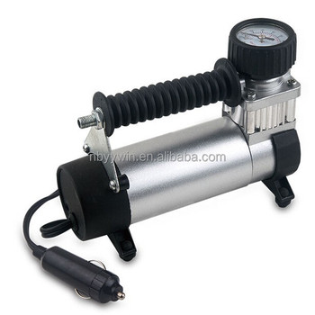 tire inflator heavy duty air pump china manufaturer 35L/min 12v mini tire inflator