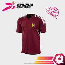 Cheap Custom Polyester Thai Football Jersey 2016