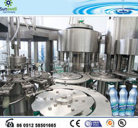 Quality Highest Automatic PET Bottle Water Filling Line In China